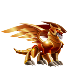 An image of the Royal Phoenix Dragon