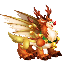 An image of the Rudolph Dragon