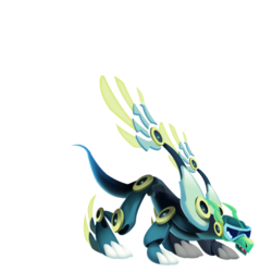 An image of the Runner Dragon