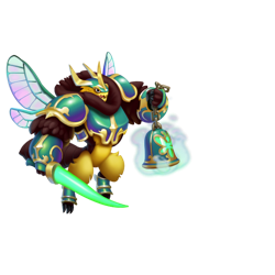 An image of the Scarab Dragon