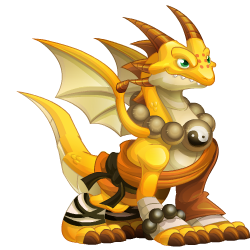 Shaolin Dragon Information In Dragon City