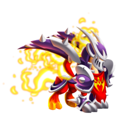 An image of the Shredder Dragon