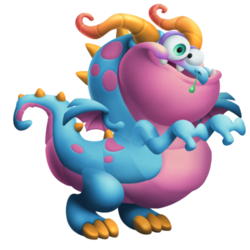 An image of the Silly Dragon