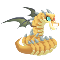 An image of the Snake Dragon