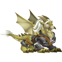 An image of the Sorcerer Dragon