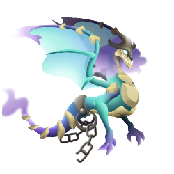 An image of the Soul Eater Dragon