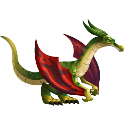 An image of the Speed Dragon