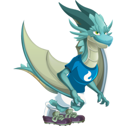An image of the Sportive Dragon