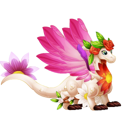 An image of the Spring Dragon