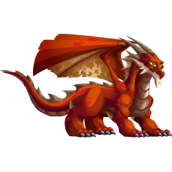 An image of the Strong Dragon