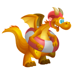 An image of the Summer Dragon