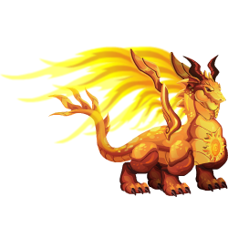 An image of the Sun Dragon