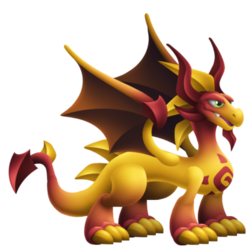 An image of the Sunlight Dragon