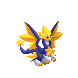 An image of the Super Star Dragon