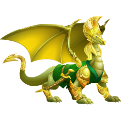 An image of the Sylvan Dragon