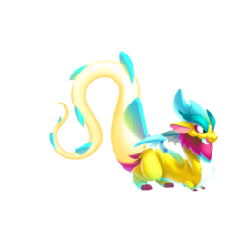 An image of the Tailwind Dragon