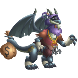 An image of the Thief Dragon