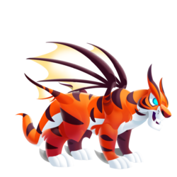 An image of the Tiger Dragon