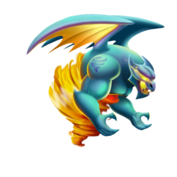 An image of the Tornado Dragon