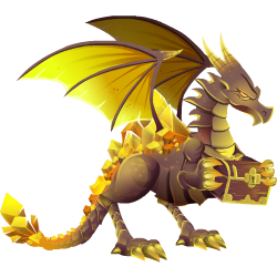 An image of the Treasure Dragon