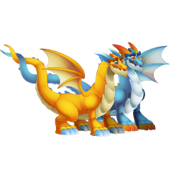An image of the Twin Dragon