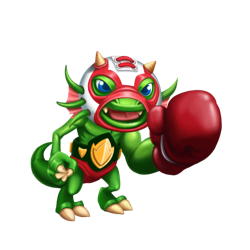 An image of the Uppercut Dragon