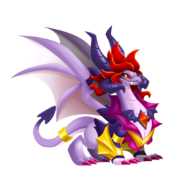 An image of the Vampiress Dragon