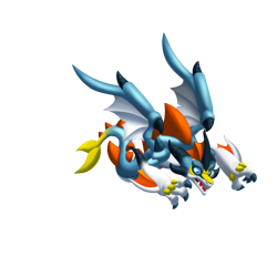 An image of the Vibrant Dragon