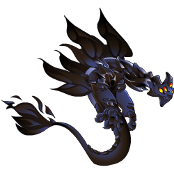 An image of the Void Dragon