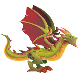 An image of the Wyvern Dragon