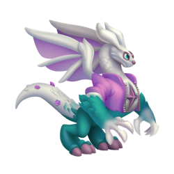 An image of the Zephyrus Dragon