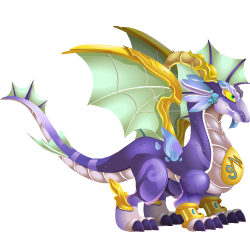 An image of the Zodiac Capricorn Dragon
