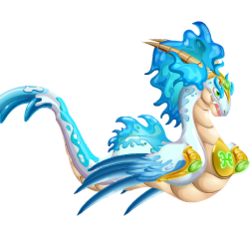 An image of the Zodiac Pisces Dragon