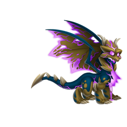 An image of the Zombie Star Dragon