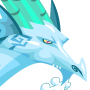 An image of a Blizzard Dragon