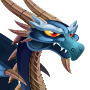 An image of a Blue Dragon