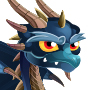The Blue Dragon youth from Levels 4 to 6