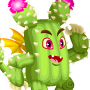 An image of a Cactus Dragon