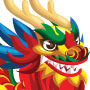 An image of a Chinese Dragon