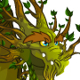 An image of a Deep Forest Dragon
