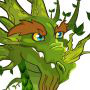 The deep-forest Dragon adult from Levels 7 to 30