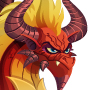 An image of a Demon Dragon