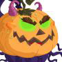 An image of a Evil Pumpkin Dragon