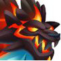The Fire&Ice Dragon in Dragon City
