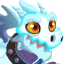 The Ghost Dragon youth from Levels 4 to 6