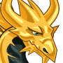 An image of a Gold Dragon
