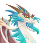 An image of a Great White Dragon