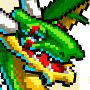 The High Resolution Dragon in Dragon City