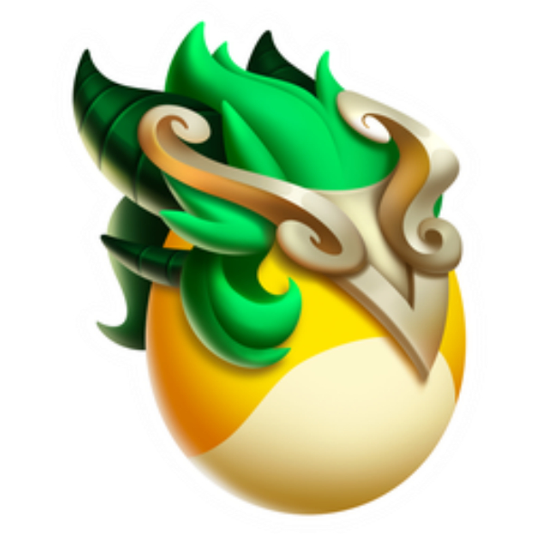 The High Virago Dragon eggs in Dragon City