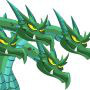 An image of a Hydra Dragon